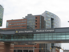 Johns Hopkins Hospital and Medical Center, Baltimore